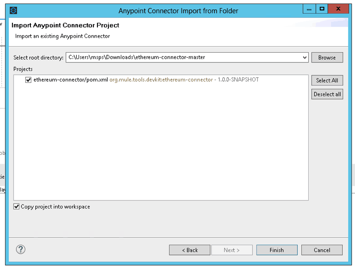 Integrating with Ethereum using MuleSoft – Part 2 | MuleSoft