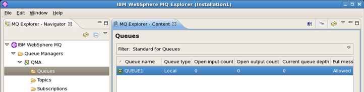 Mule ESB with the Oracle Database and IBM WebSphere MQ – Use case 3