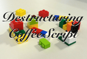 Destructuring CoffeeScript