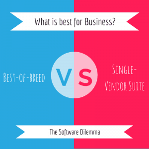 Best-of-breed-VS-Single-Vendor