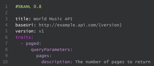HowTo – Build a REST API with XML payload