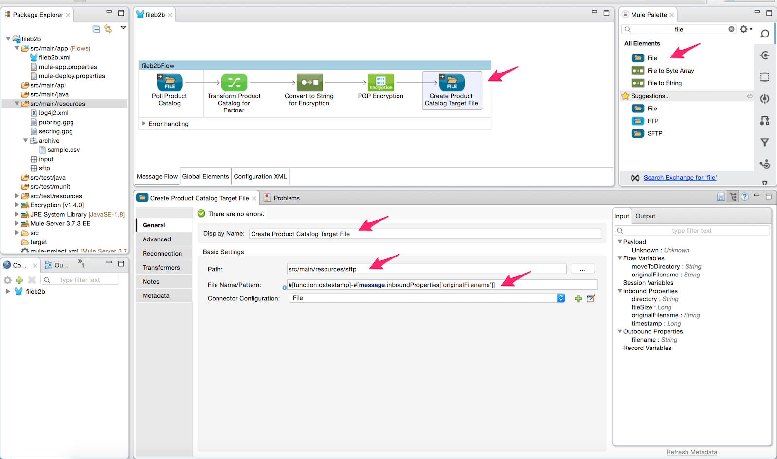 HowTo – File based integrations and transfer | MuleSoft Blog