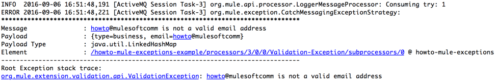 HowTo – Exceptions and Error Handling in Mule | MuleSoft Blog