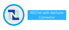 Using RESTlet with NetSuite Connector Guide