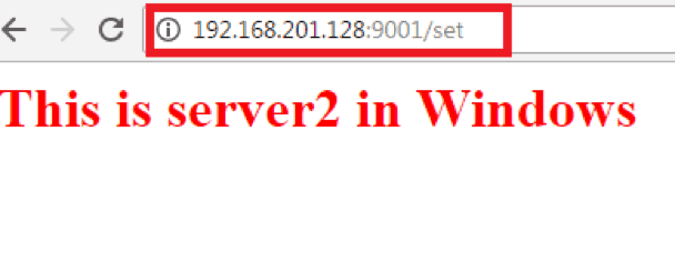 9001 server 2 windows