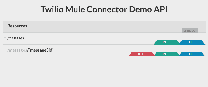 Sending an SMS With Twilio Connector - DZone Integration