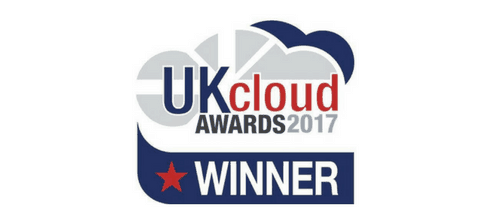 mulesoft UK cloud award