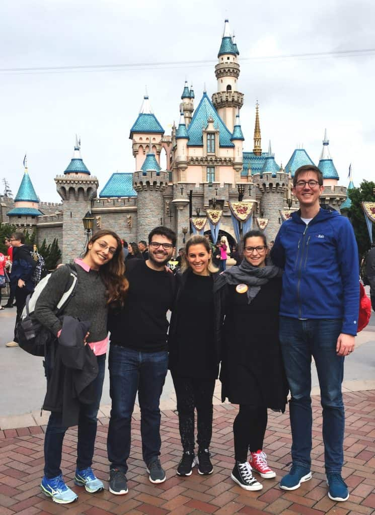 mulesoft ux team disney castle
