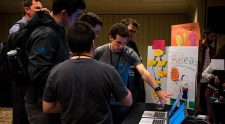 Hacking the Hackathon: Reviving the Old School Science Fair