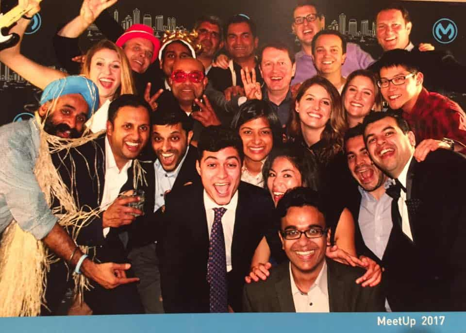 mulesoft sales team