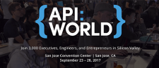 Join us at API World 2017!