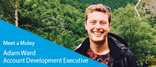 Meet a Muley, Adam Ward, Account Development Executive