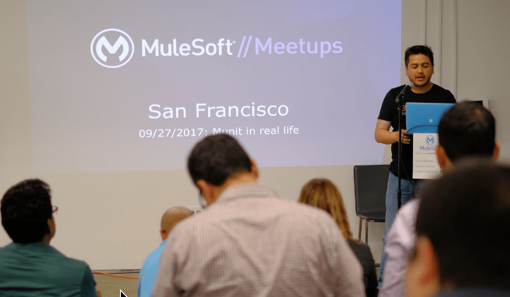 san francisco mulesoft meetup