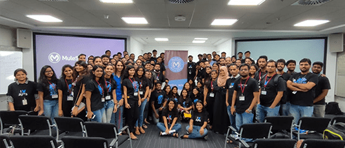 365 days in the MuleSoft Community