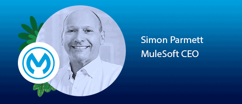 A letter from MuleSoft CEO Simon Parmett