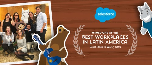 MuleSoft named one of the best workplaces in Latin America