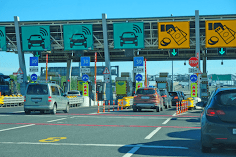 Highway tolling systems