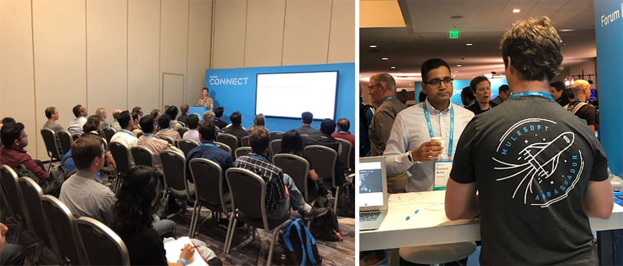 Joshua Erney at MuleSoft CONNECT 2019