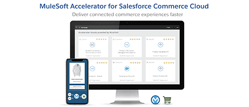 How to streamline order management with MuleSoft Accelerator for Commerce Cloud