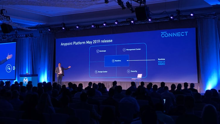 MuleSoft CONNECT product keynote