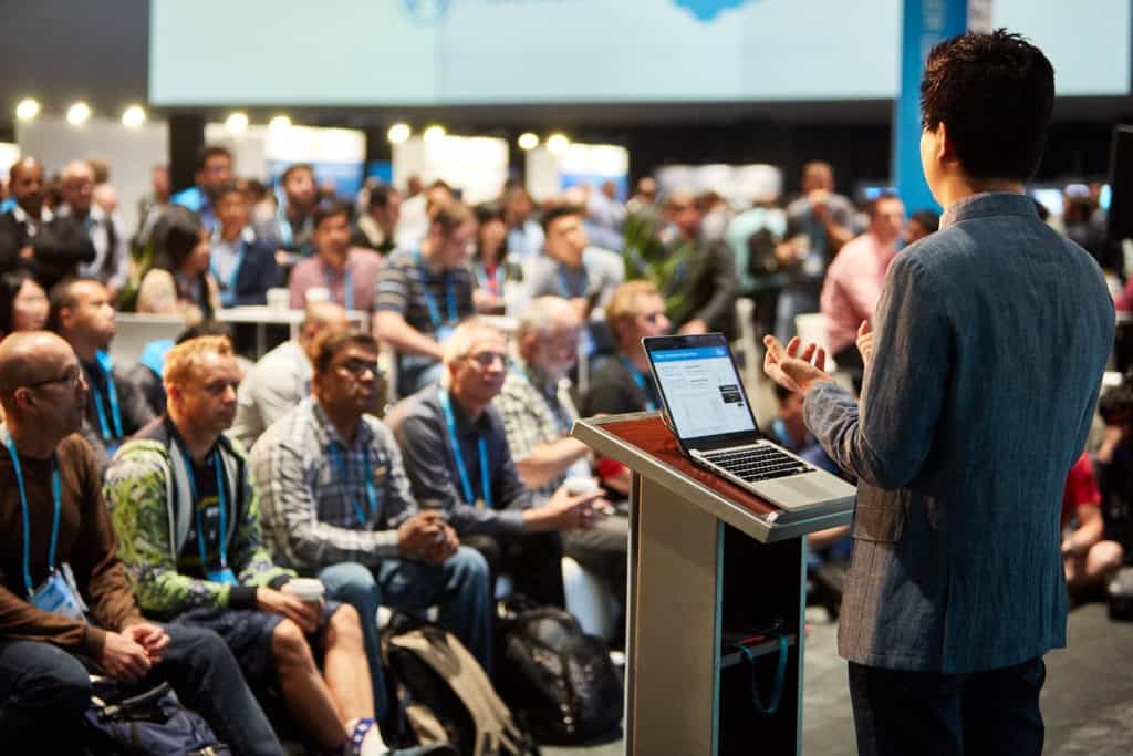 MuleSoft CONNECT speakers