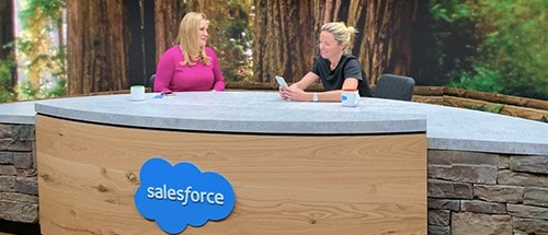 Road to digital transformation: next stop Dreamforce!