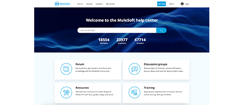 Solve your Anypoint Platform questions with the new MuleSoft Help Center