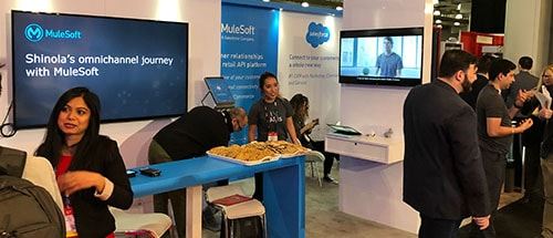 MuleSoft at NRF 2019