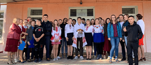 MuleSoft gives back in Ukraine