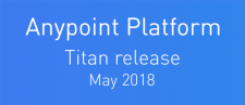 Introducing Anypoint Platform Titan release