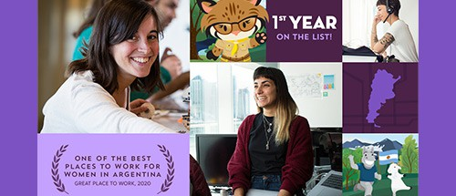 5 reasons why MuleSoft is one of the best places to work for women in Argentina