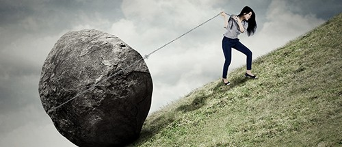 Dropping the rock: How to align your enterprise on debt reduction and get back to business
