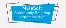 Meet the top MuleSoft community contributors (September '18)