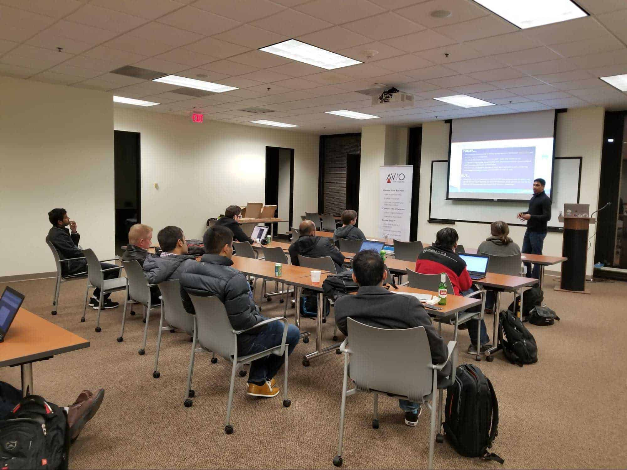 dallas developer mulesoft meetup