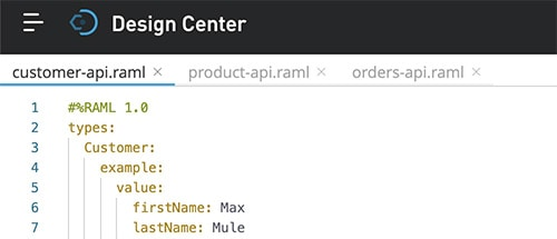 How to use multi-tabbing and rename symbol in API designer