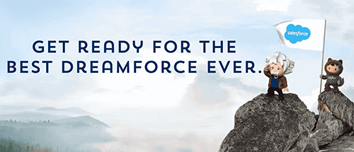 Don't miss MuleSoft and the Salesforce Customer 360 Platform at Dreamforce 2019!