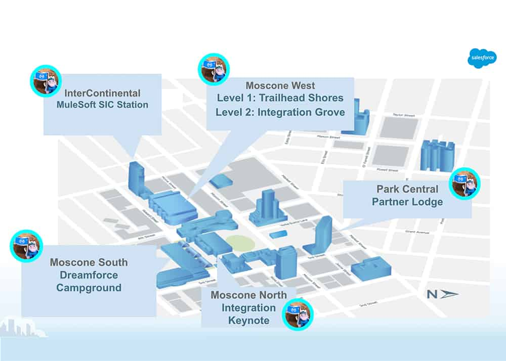 Dreamforce-2019-map