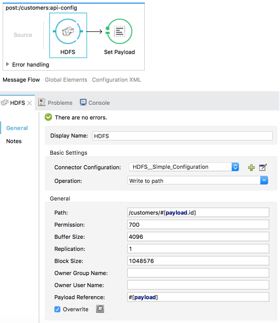 kerberos mulesoft connector 2