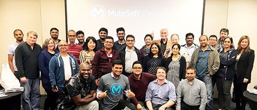 Meet top MuleSoft community contributors (January '19) and discover upcoming Meetups