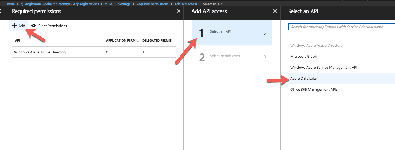 Creating a customer 360 with MuleSoft and Azure Data Lake