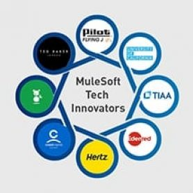mulesoft tech award winners