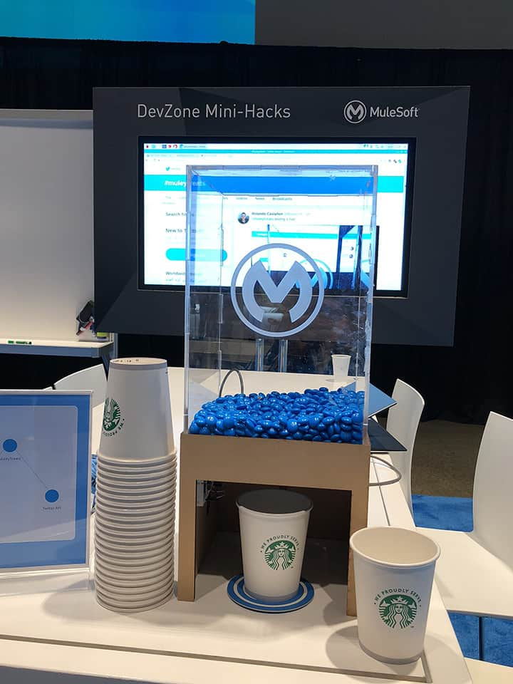 A look back at CONNECT's DevZone | MuleSoft Blog