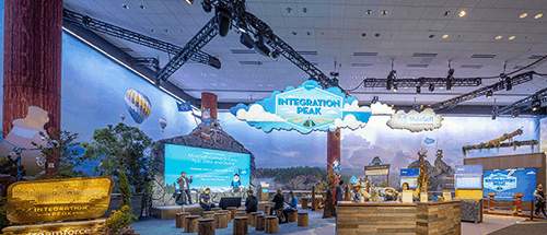Delivering a connected selling experience at Dreamforce 2019