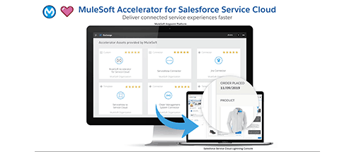 Introducing MuleSoft Accelerator for Salesforce Service Cloud