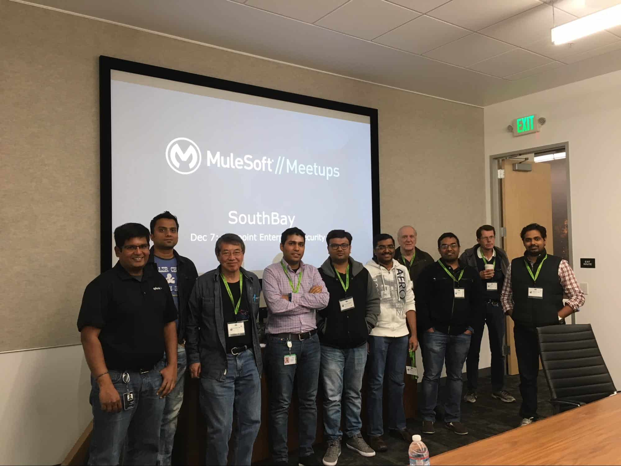 southbay mulesoft meetup
