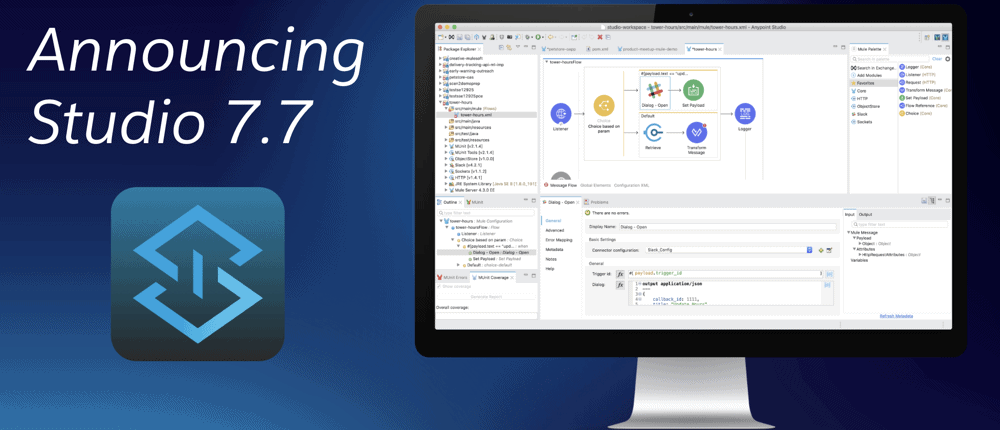 Streamlining the development experience with Studio 7.7