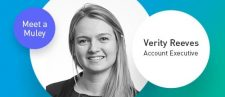 Meet a Muley: Verity Reeves, Account Executive