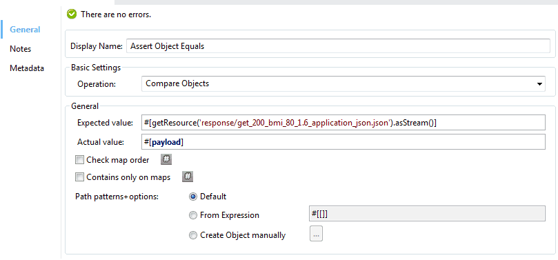 Easier assertions for XML and JSON in MUnit | MuleSoft Blog
